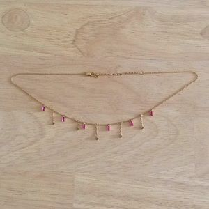 Anthropologie Dainty Choker